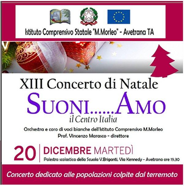 XII Concerto di Natale